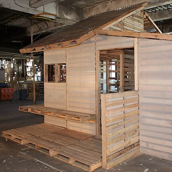 kids-pallet-playhouse (14)