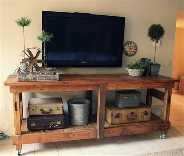 Creative TV Stand Ideas Home Decorating