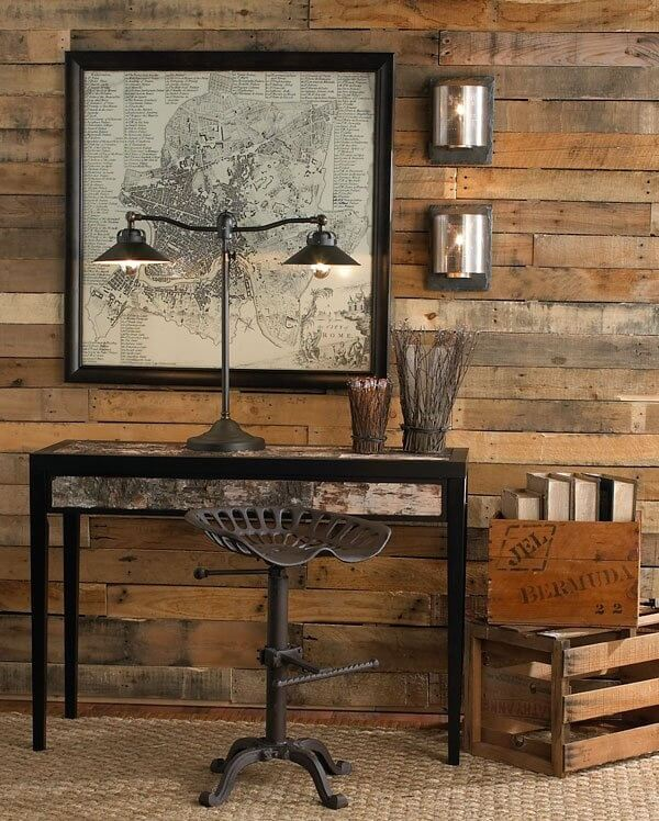 Pallet Decor Ideas: 38 Wood Pallet Decorating Ideas With Creativity And Fun