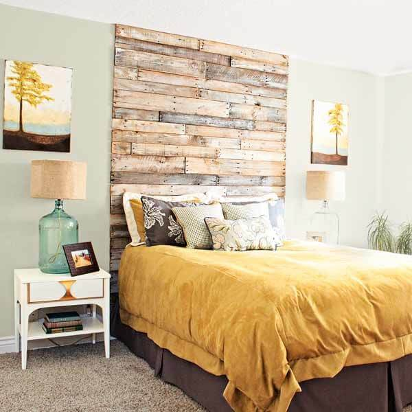 diy pallet headboard ideas   pallets, Headboard designs
