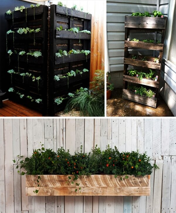45 Pallet Projects DIY : 101 Pallets