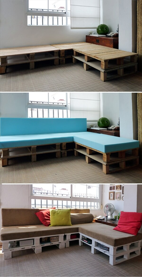 45 Pallet Projects Diy 101 Pallets