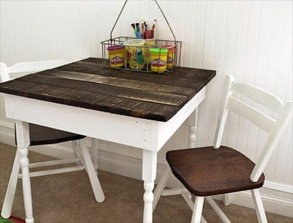 Pallet Table Plans Every Possible Effort 101 Pallets