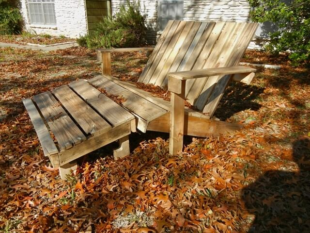 Garden Ideas Pallets: Natural And Refreshing Pallet Garden Ideas