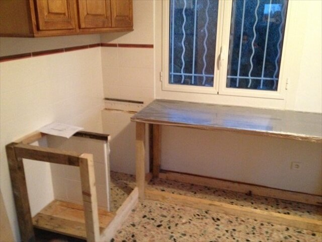 Kitchen Cabinets From Pallets diy kitchen cabinets out of pallets | nrtradiant