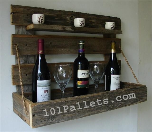 rustic wine rack plans 3