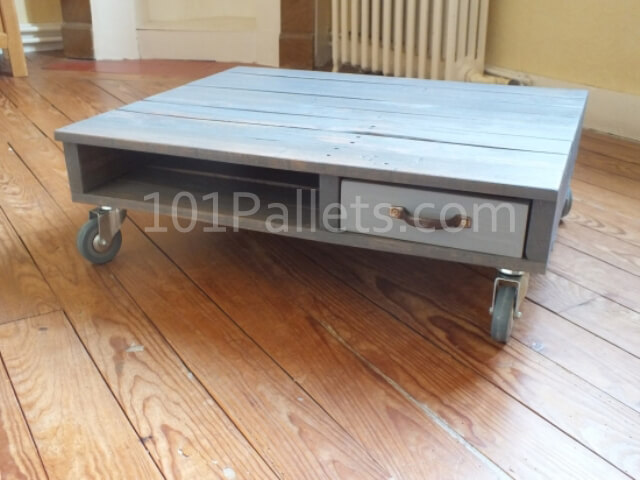 Wooden Coffee Table Instructions