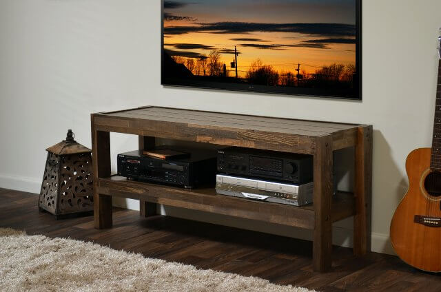 3 Amazing Pallet TV Stand Plans 101 Pallets