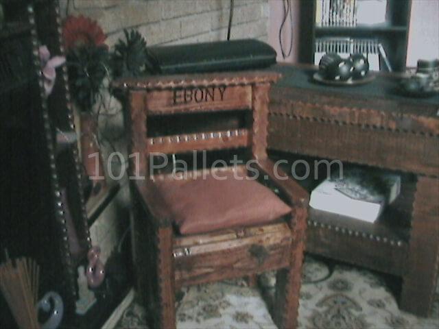 Wooden Pallet Furniture Plans