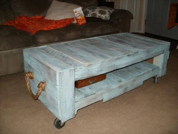 Pallet Coffee Table