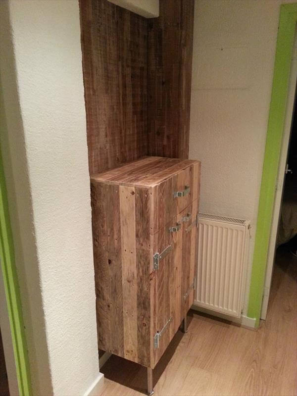 Storage Cabinets Made Out Of Pallets 101
