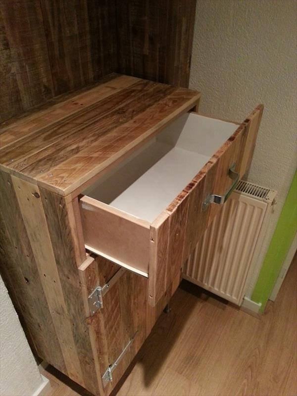 Storage cabinets made out of pallets 101 pallets for Cabinets 101