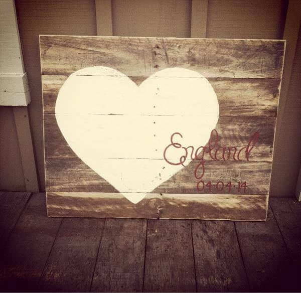 Related posts diy pallet love letters pallet wall art diy creative