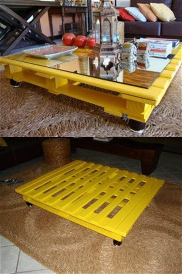 ... pallet coffee table with wheels diy pallet wood coffee table barn