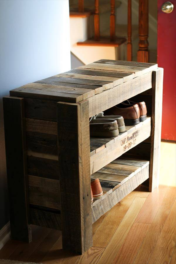 Furniture Made Out Of Pallets
