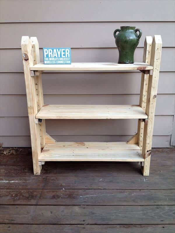 related posts diy repurposed pallet bookcase diy chic pallet bookcase ...