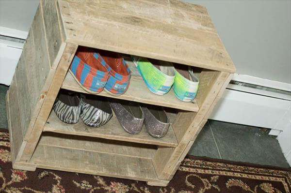 Rustic Pallet Furniture And Shoes