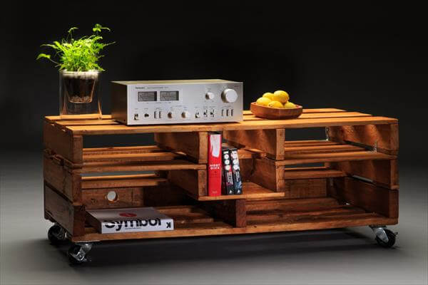 Permalink to diy wood pallet coffee table