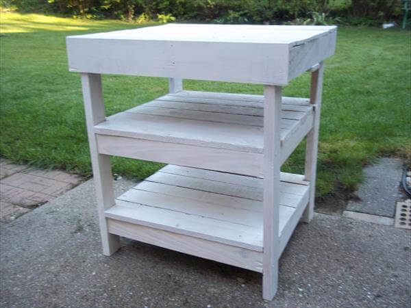 ... round top pallet dining table for garden diy pallet coffee table