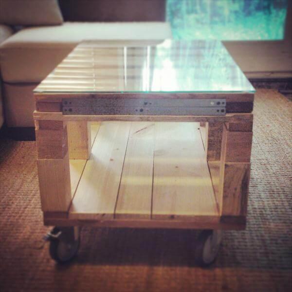 creative pallet expandable pallet desk