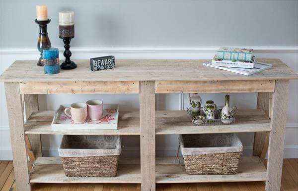 ... coffee table with storage diy multipurpose pallet table diy pallet
