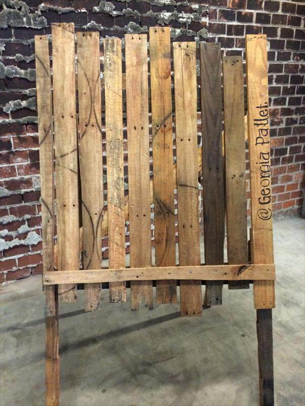 related posts diy recycled pallet painters easel diy pallet adjustable ...