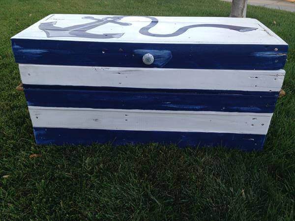 Permalink to diy toy chest with lid