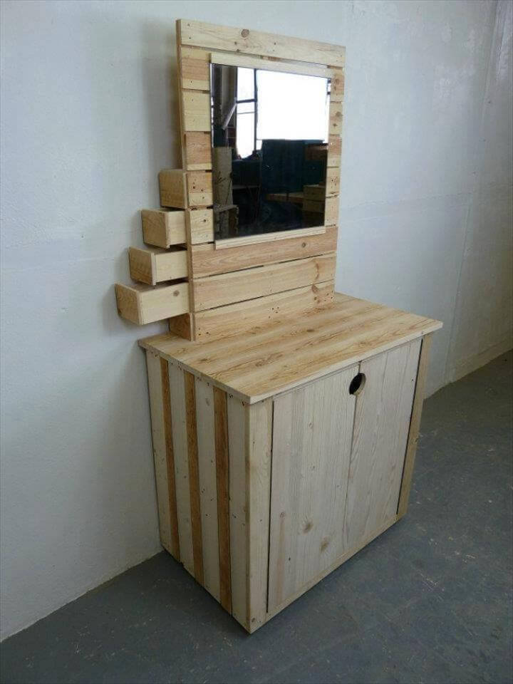 Pallet Furniture: 10 Ideas to Reuse Old Pallets | 101 Pallets