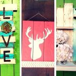 10 DIY Wooden Pallet Wall Art Ideas