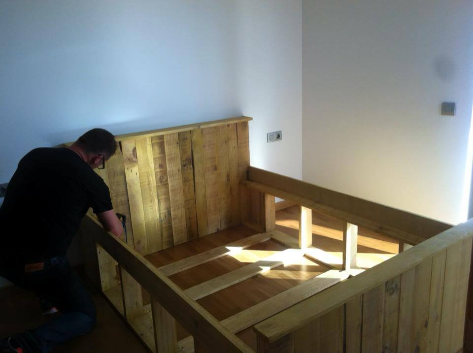 diy bedroom set woodworking - photo #28