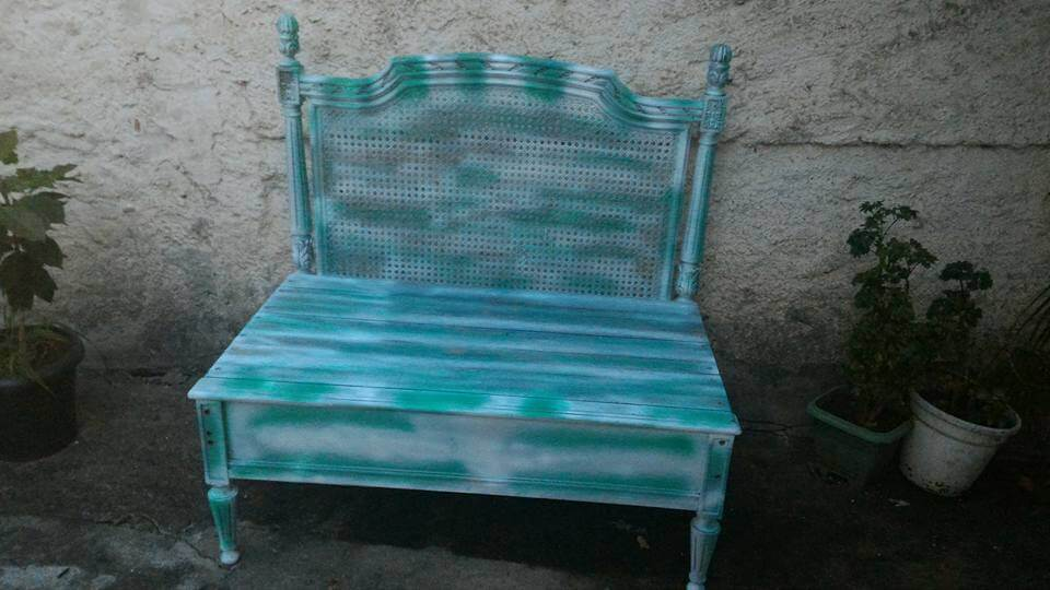 diy pallet crown chair