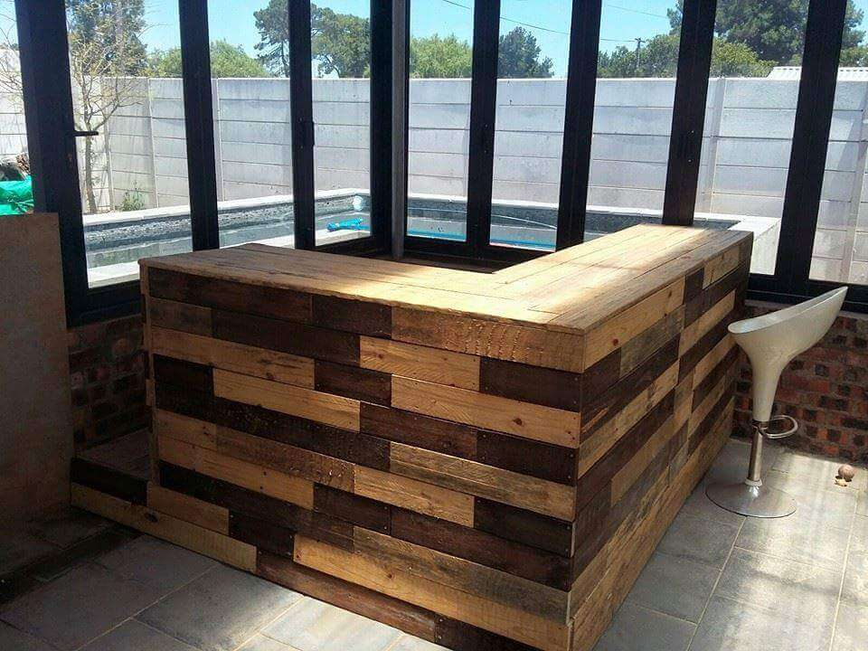 20 Excellent Pallet Furniture Projects | 101 Pallets - Part 2