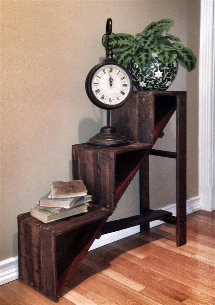20 excellent pallet furniture projects 101 pallets for Pallet furniture projects