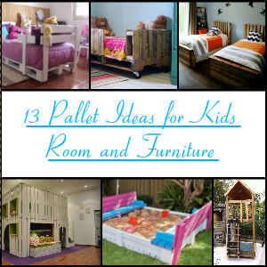 Pallet Ideas for Kids
