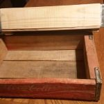Mini Pallet wood Tray