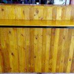 DIY Pallet Counter / Reception Desk
