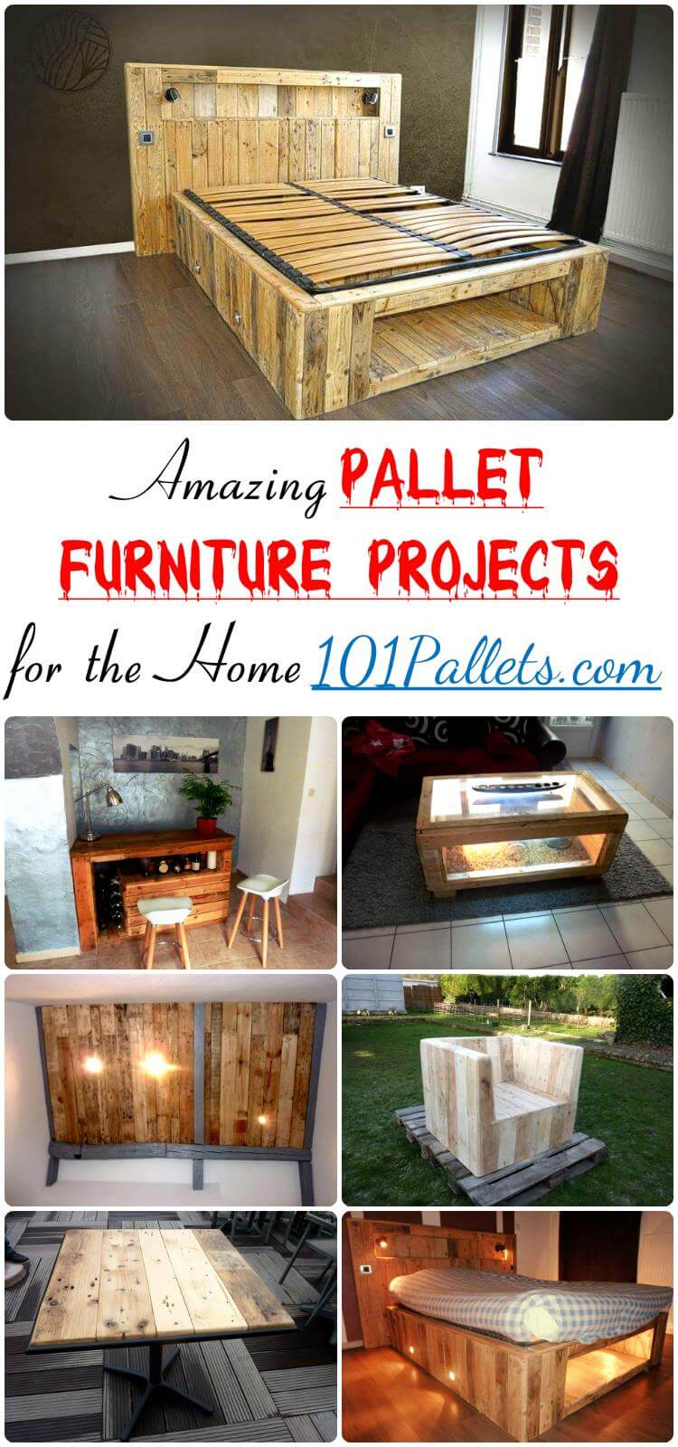 Pallet Furniture Projects