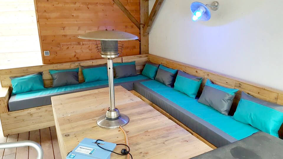 diy pallet fixed sofa set : how to build patio furniture sectional - Sectionals, Sofas & Couches