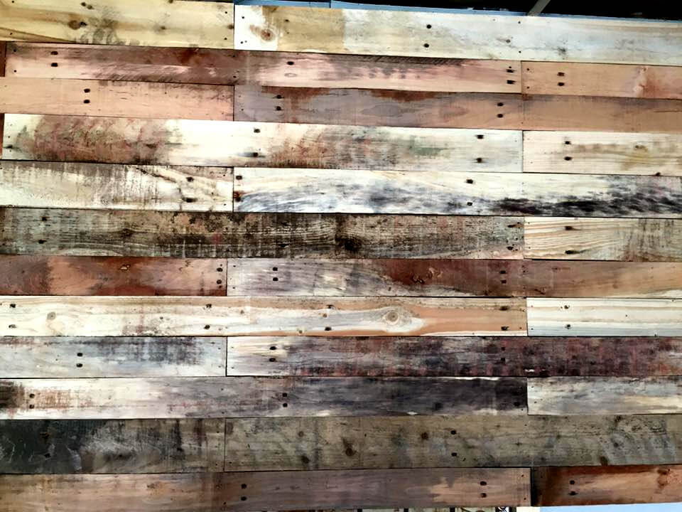 build your own pallet bar 101 pallets