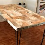 Pallet Dining Table – Give a New life to Pallets!
