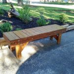 Turn old Pallet into Outdoor Bench