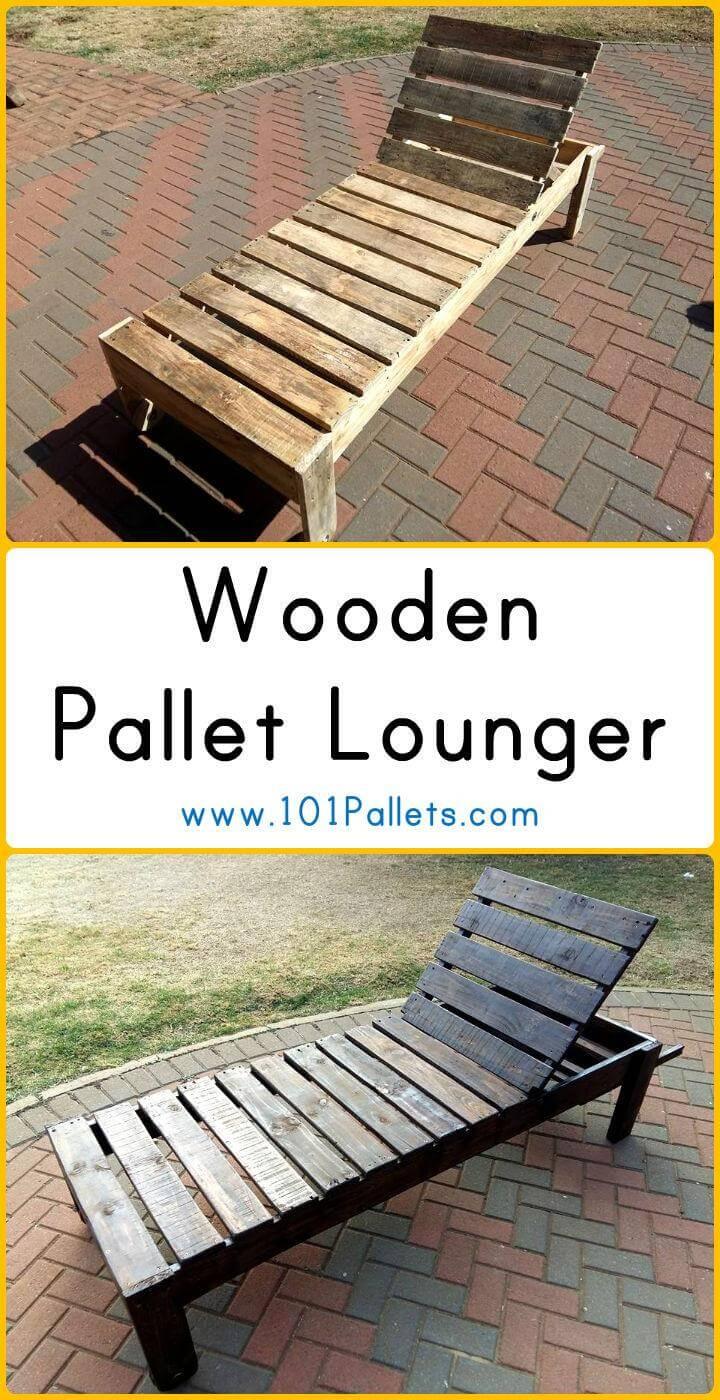 Pallet Lounger