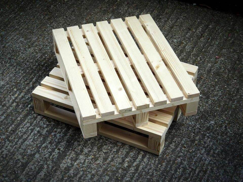 diy mini pallet coasters 101 pallets