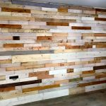 DIY Wood Pallet Wall Paneling