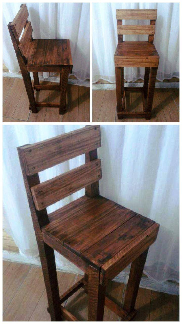 10 Rustic Pallet Creations For Diy Home Decor 101 Pallets