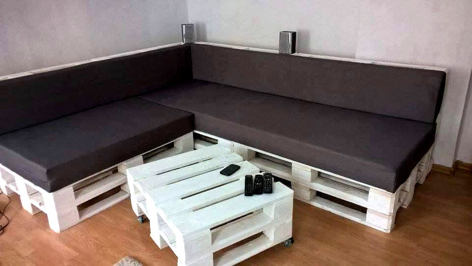 Pallet Couch 101 Pallets