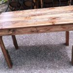 Recycled Wood Pallet Coffee Table